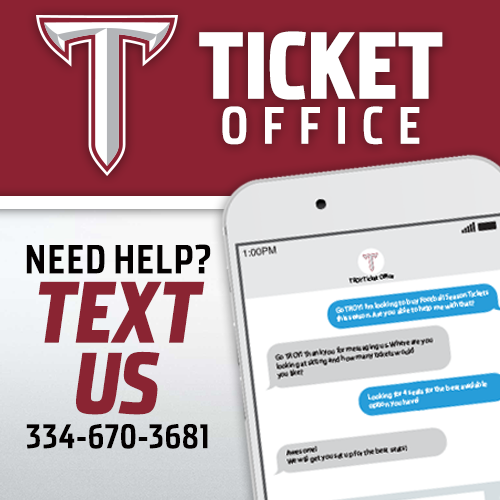 Troy Trojans Tickets | Troy Athletics | Troy Trojans Football